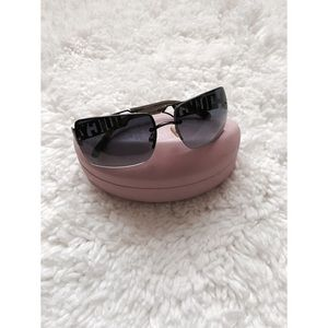 Juicy Couture Ice Cube Vintage Sunglasses